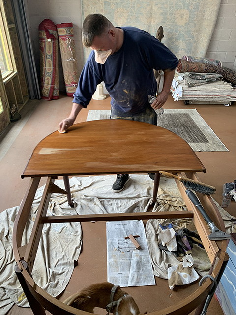 Furniture & Art Restoration
